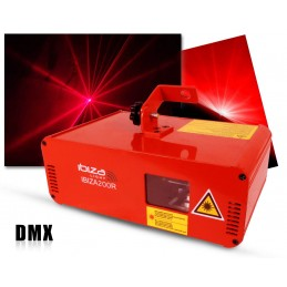 Red laser 200mW DMX LIGHT...