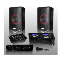 Pack Sound Amplifier + HP +...