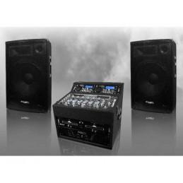 Pack complete PA DJ 960W...