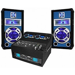 500W PA Package with DJ-910...
