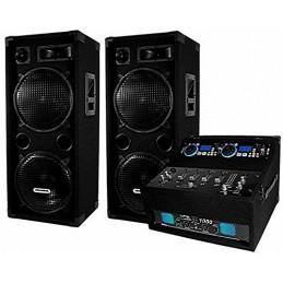 Pack de sonorisation 1000 W...