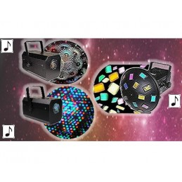 Pack 3 games: XL-LED COLOR...