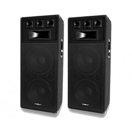 Pair of speakers 2 x 600 W...