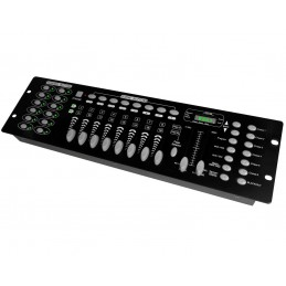 DMX 192 channels 12 light...