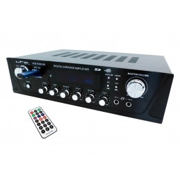 Ampli 2x50w Tuner / USB /...