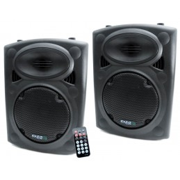 amplified speaker 200 W +...