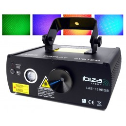 Laser firefly rouge 100 mW...
