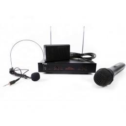 Système microphone sans fil...