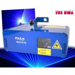 80mW Blue Laser light...