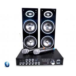 Karaoke 80W USB assembly...