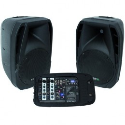 COMBO210 portable PA system...