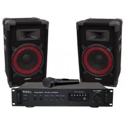 Pack 150w sound DJ150 Sound...