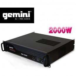 Gemini Ampli Gemini XGA 2000