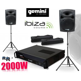 Pack SONO Speakers SLK-12...