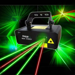 Laser RVJ 200MW Rouge,...