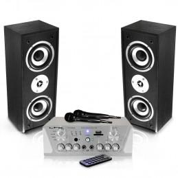 100W Karaoke Pack + HP C810...