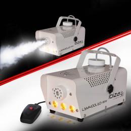 LED fog machine 400W White...