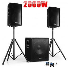 PACK Sono DJ IBIZA CUBE...