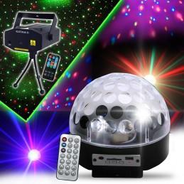 Astro-4 MP3 RGB LED HP...