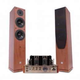 Vintage Stereo Pack 2x 120W...