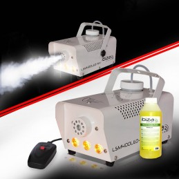 LED fog machine 400W White...