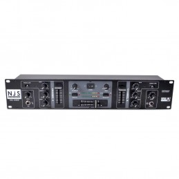 2-channel mixer DJX-1800U...