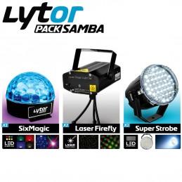 Pack Light games Laser LED...