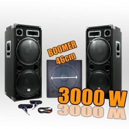 Pack PA 18215 3000W...