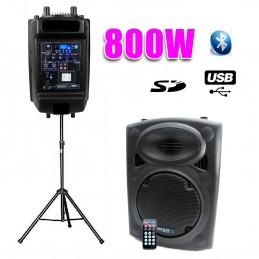 "Active speaker 15 ""800W..."