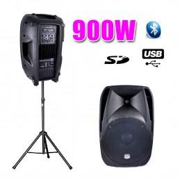 "Dj Active speaker 15 ""900W..."