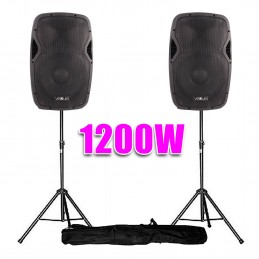 Speakers Dj Vexus Active 12...