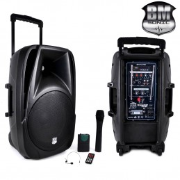 Mobile DJ speaker TRANSIT12...