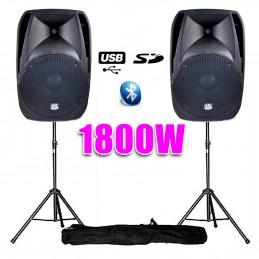 """Active Speakers 15 """"/ 38cm..."""
