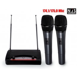 System Wireless Microphones...