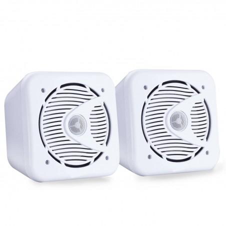 Mini Enceintes WH E-audio B420 13cm 2 Voies 160W