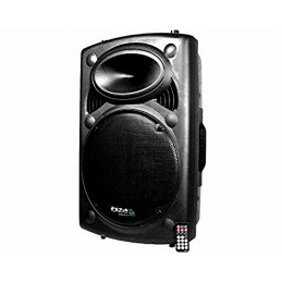 Powered speaker 800w mp3...