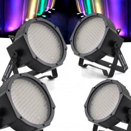 SP4 FLASH lights LED PAR 56...