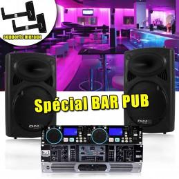 PACK Full Bar Pub 2X360W +...