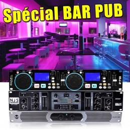 PACK Full Bar Pub 2X360W...