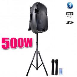 Active Speaker 500W Ibiza...