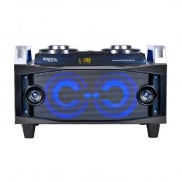 Portable system SPLBOX 120W...