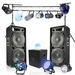 Pack of 11 light effects +...