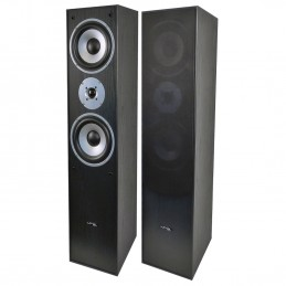 Pair of speakers HiFi /...
