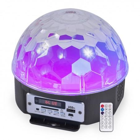 A LED light effect RVBBAR ASTRO5 HP SD-USB-BT