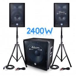 PACK Sono BMS-1812 2400W...