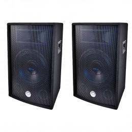 Passive speakers 2x300W...