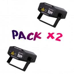 EGO Pack de 2 jeux de...