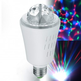 light effects bulb E27 3W...