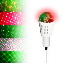 Ampoule à effet Rouge &...