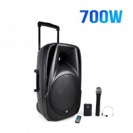 Mobile amplified speaker...
